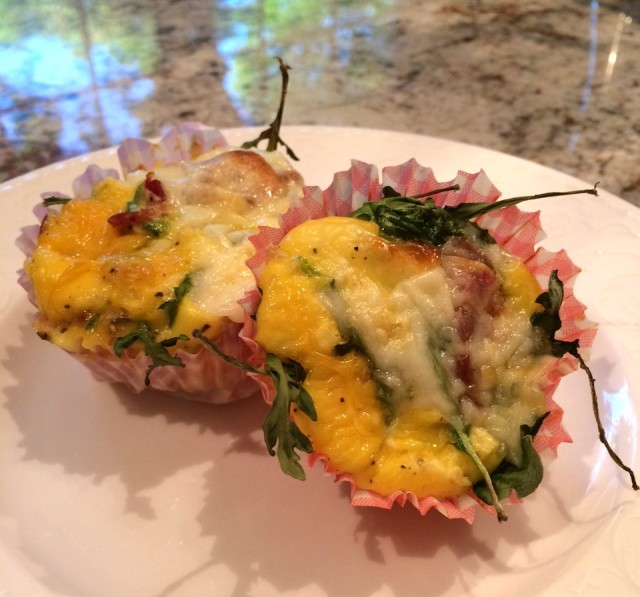 Nutrition Leslie Schilling Egg Muffins